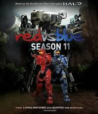 Red vs. Blue: Season 11 (Blu-ray Disc, 2013)