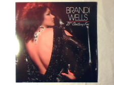 BRANDI WELLS 21st century fox lp USA MAI SUONATO UNPLAYED!!!