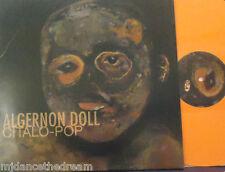 ALGERNON DOLL - Citalo-Pop ~ ORANGE VINYL LP