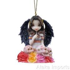 JASMINE BECKET FAIRY ANGEL DE LOS MUERTOS DOD ORNAMENT FIGURINE.DAY OF THE DEAD
