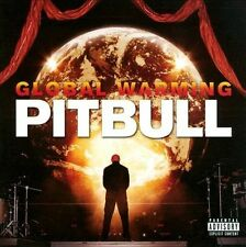 NEW UNSEALED PROMOTIONAL DEMO! GLOBAL WARMING BY PITBULL FREE SHIP 1ST USA! (CD)
