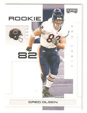 2007 GREG OLSEN PLAYOFF ROOKIE RC#114!!!!!!!!!!!!!!!!!PANTHERS!!!!!!!!!!!!!!!!!!