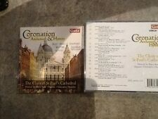 Coronation Anthems & Hymns CD Guild Barry Rose Christopher Dearnley St Pauls
