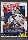 2016 Score Football sealed blaster box 11 packs of 12 cards