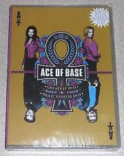 ACE OF BASE Greatest Hits Music Videos DVD + 21 track CD SOUTH AFRICA #NEXTDV011