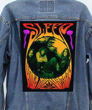 SLEEP - HOLLY MOUNTAIN Giant Backpatch Back patch DOOM METAL BLACK SABBATH