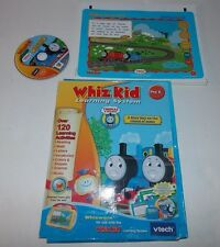 Vtech Whiz Kid Learning System Thomas & Friends CD Rom Activity Page Replacement