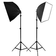 Pro Lighting Softbox Photography Photo Equipment Soft Studio Light Photo Kit