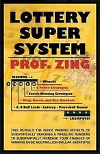 Lottery Super System by Professor Zing, Zing Professor (Paperback / softback,...