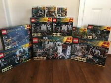 Lego Lord of the Rings Lot Collection New Factory Sealed 2012 Extra Army Pack