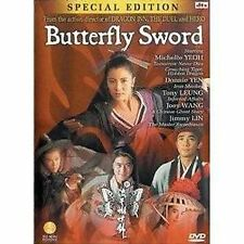 Dvd - Butterfly Sword