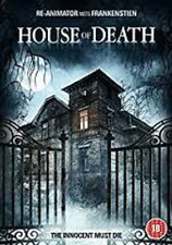 House Of Death NEW SEALED DVD (HFR0310)