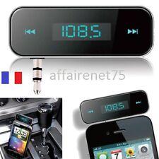 3.5mm Radio FM Transmetteur Sans Fil Pour iPhone 3/4/5/6 Samsung S3/S4/S5 / MP3
