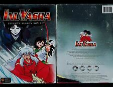 InuYasha - Complete Season 7 - Brand New 4-Disc Anime Box Set (2009)