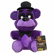 "Five Nights at Freddy's - Shadow Freddy 8"" Exclusive Plush Toy"