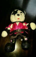 Kiss   Dynasty Collectible Bear-Paul Stanley