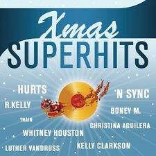 XMAS SUPERHITS - WHAM!, CHRIS BROWN, LEONA LEWIS, R. KELLY, NSYNC  CD NEU