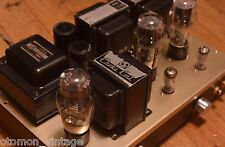 NEW made 2A3/45 SE stereo tube amplifier with Hirata TANGO, Sansui transformer