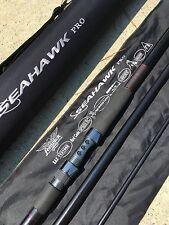 FENWICK SEAHAWK PRO 16.5' 3pc Surfcasting Spinning Rod Carbon 3pc w/ Travel Case