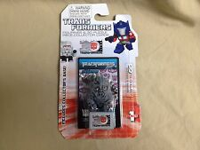 Goldie Transformers Figure 3D Puzzle Piece Collector Series 1 Megatron Red Eyes