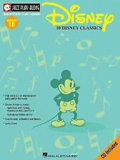 Hal Leonard Jazz Play Along Disney Book and CD (Bb by