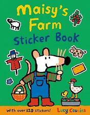 Maisy's Farm Sticker Book by Lucy Cousins (Paperback, 2015)