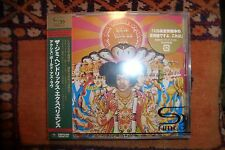 JIMI HENDRIX AXIS BOLD AS LOVE 2008 Japan SHM CD L/E UICY 90758 OOP HTF RARE