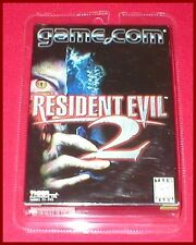 Resident Evil 2 for the Game.Com System NEW SEALED