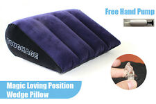 Cozy Feel Sex Magic Loving Position Wedge sex Pillow for Couples,in Bed,3101