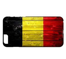 Coque iPhone 7 Drapeau BELGIQUE 02