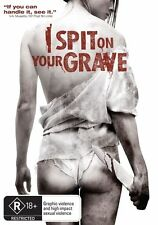 I Spit On Your Grave (DVD, 2011) Region 4