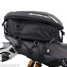 Sacoche de selle / Sac à Dos Bagster SPIDER Moto Scooter 15 23 litres Noir 4899