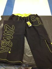 Women's Pants License Zumba Apparel Black 2XL