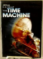 The Time Machine (DVD, Warner, 2010) 1960 Movie w Rod Taylor based on HG Wells
