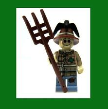 LEGO Series 11 Sealed Scarecrow Wizard of Oz Farm Pitchfork Crow 71002 Minifig
