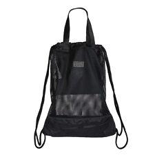 Converse Turnbeutel Cinch Tote Gymsack Jet Black (schwarz) Tasche Sportbeutel