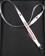 RIO 2016 white undated Lanyard Polish Olympic Team POLAND NOC PKOL