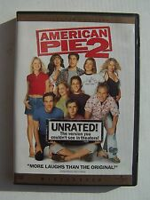 American Pie 2 (Unrated Widescreen Collector's Edition) DVD