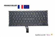 Clavier Keyboard Macbook Air 13' A1466 FR AZERTY 2011-2015