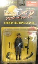 1/18 Scale Action Figure The Ultimate Soldier XD German Machine Gunner