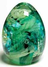 Caithness Glass BLESSINGS GREEN Paperweight 5594356