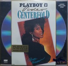 Laser disc  PLAYBOY video CENTERFOLD Playmate of the year RENEE TENISON