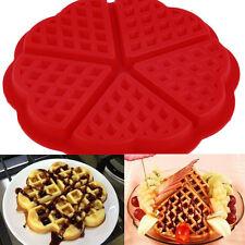 Waffle Stampo Pan Microonde Cottura Al Forno Biscotti Attrezzo