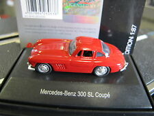 Schuco 1:87  Mercedes-Benz 300 SL Coupe  Art. 26063