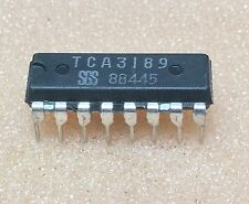 1 PC. tca3189 SGS if-Tuning-Signal Processing Circuit dip16 nos