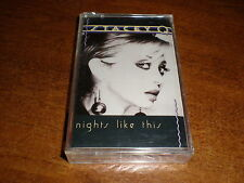 Stacy Q CASSETTE Nights Like This NEW