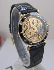 REVUE-THOMMEN SKELETON women hand-winding K1S- MSR, NOS swiss made