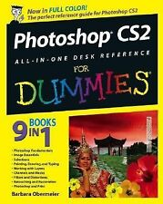 Photoshop CS2 All-in-One Desk Reference for Dummies by Barbara Obermeier...