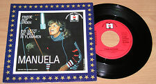 "7"" Manuela/Friede auf Erden/Single"