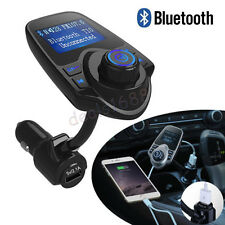Bluetooth Car Kit FM Transmitter Wireless MP3 Player Radio Adapter USB Charger